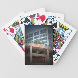 Evansville, IN playing cards