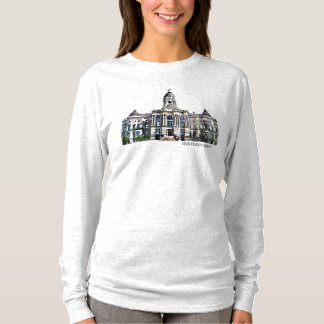 Evansville Indiana Old Courthouse T-Shirt