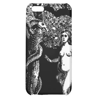 Eve and the Serpent iPhone 5C Covers
