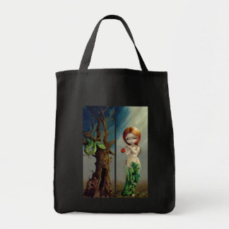 Eve and the Tree of Knowledge BAG lowbrow gothic