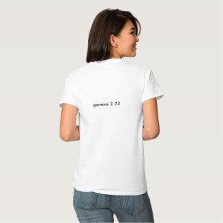 EVE genesis 2:22 Tee Shirt