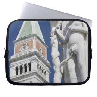 Eve in Garden of Eden Doges' Palace with Laptop Sleeve