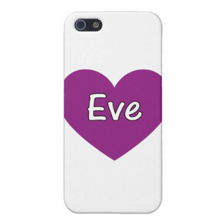 Eve iPhone 5 Cover
