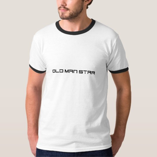 EVE Online Old Man Star T-shirt