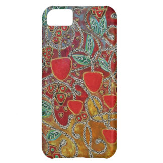 Eve s Apples painting Cover For iPhone 5C