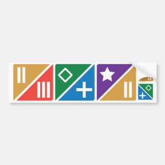EVE Tech Levels Stickers Bumper Sticker