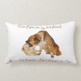 Even if you are my best friend... pillow