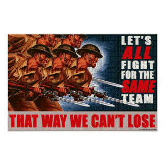 Even Teams Posters