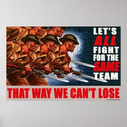 Even Teams Posters