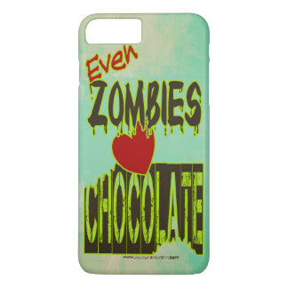 Even Zombies Heart Chocolate For All Case Styles/