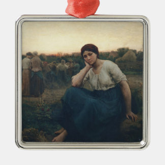 Evening, 1860 christmas ornament