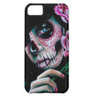 Evening Bloom Sugar Skull Girl iPhone 5C Case