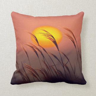 Evening By The Sun   Pillows