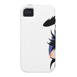Evening eye make up case for the iPhone 4
