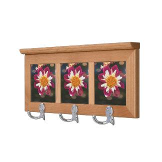 Evening Flower Coat Rack