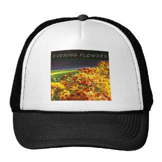 Evening Flowers Hat