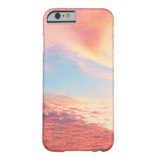 Evening glow sky barely there iPhone 6 case