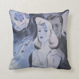Evening in Paris Cushions