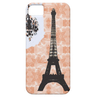 Evening in Paris iPhone 5 case
