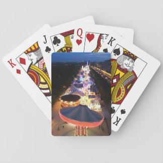 Evening in Paris Poker Deck