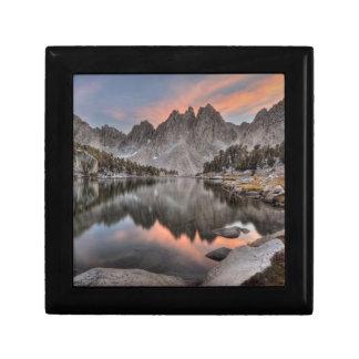 Evening Kearsarge Pinnacles Reflections Gift Box