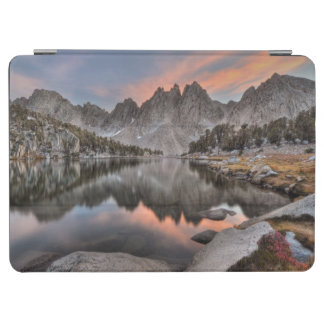 Evening Kearsarge Pinnacles Reflections iPad Air Cover