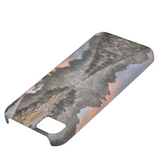 Evening Kearsarge Pinnacles Reflections iPhone 5C Case