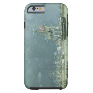 Evening, Le Havre, 1866 (oil on canvas) Tough iPhone 6 Case