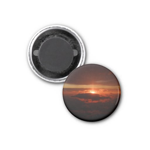 Evening Refrigerator Magnet