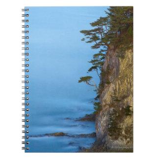 Evening on the Pacific Ocean. Rikuchu Kaigen Notebooks