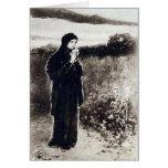 Evening Peace - Wilhelm Kotarbinski Greeting Cards