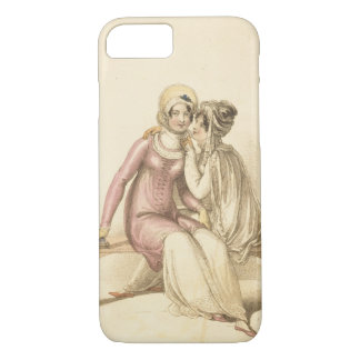 Evening, promenade or sea beach costumes, fashion iPhone 8/7 case