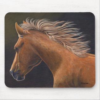 """""""Evening Run"""" Quarter Horse - Mouse Mat"""