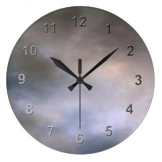 Evening Sky Clocks