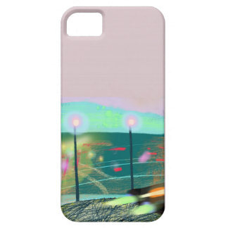 Evening streets of San Francisco iPhone 5 Covers