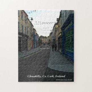 Evening Stroll in Clonakilty, Co. Cork, Ireland Jigsaw Puzzle