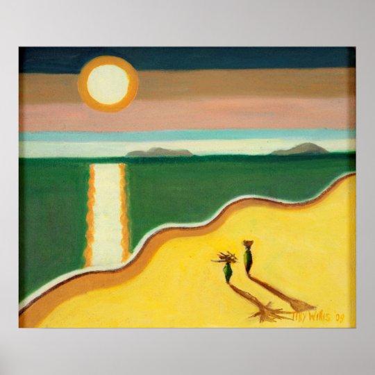 Evening Sun 2010 Poster