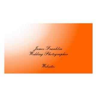 Evening sun light business cards ready for logo