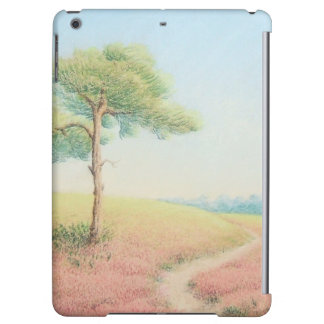 Evening Sun, New Forest Pine Trees iPad Air Case