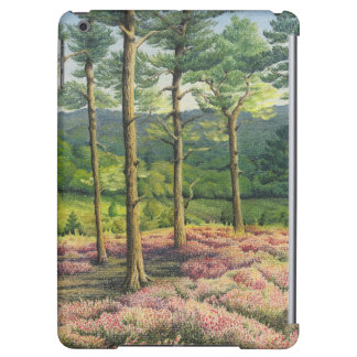 Evening Sun, Surrey Hills Pines iPad Air Case