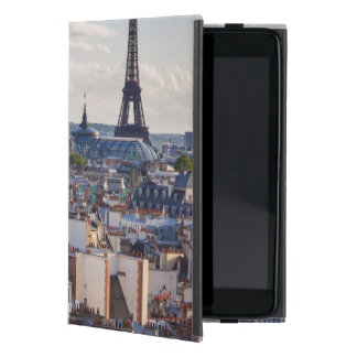 Evening sunlight over the buildings of Paris iPad Mini Cover