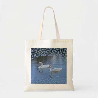 Evening Swans Tote