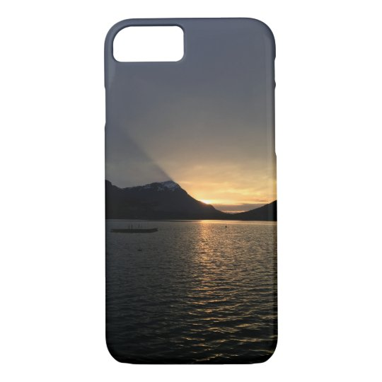 Evening tendency on your covering iPhone 8/7 case