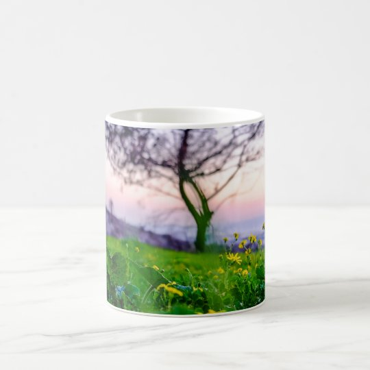 Evening Tree Coffee Mug