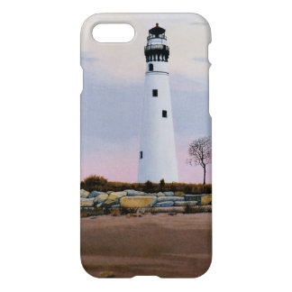 Evening's Lighthouse iPhone 8/7 Case