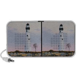 Evening's Lighthouse Speaker