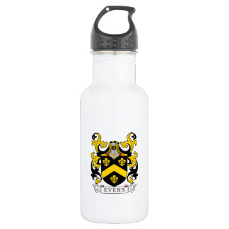 Evens Coat of Arms I 532 Ml Water Bottle