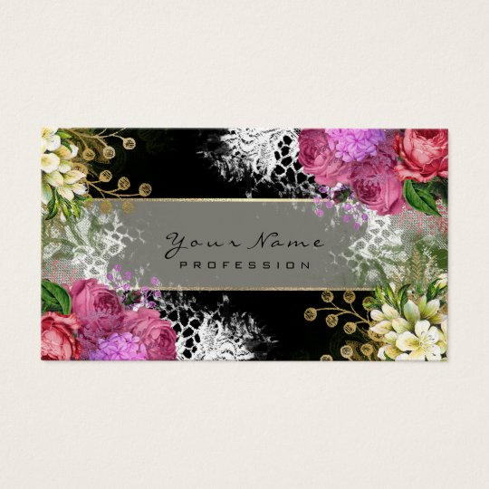 Event Floral Red Roses Pink Green Gold Black