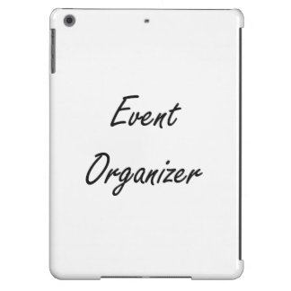 Event Organizer Artistic Job Design iPad Air Covers