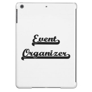 Event Organizer Classic Job Design iPad Air Cover